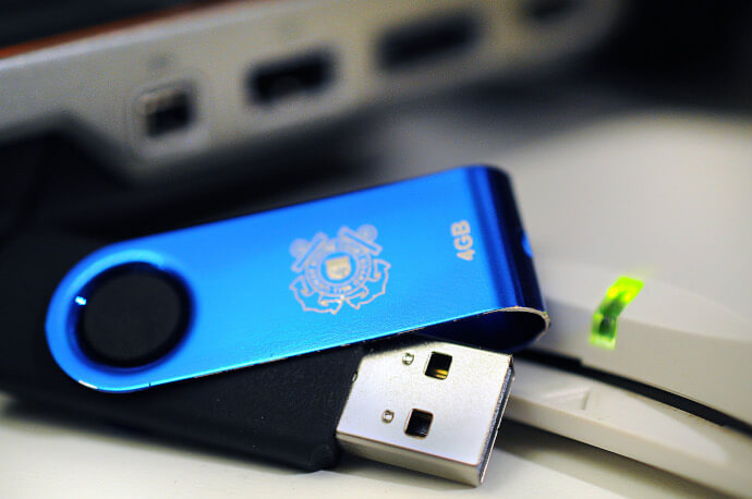 The risks of USB devices in times of teleworking