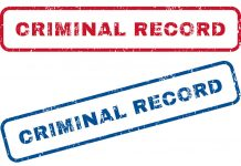 What's inside a criminal record