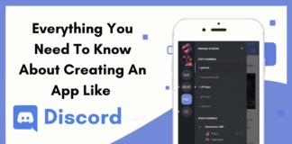 Creating An App Like Discord