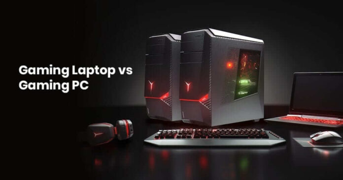 Which is Better For Gaming PC Or Laptop?