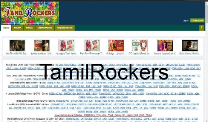 Tamilrockers 2021 - HD Movies Download Website